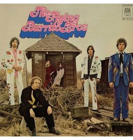 A&M Flying Burrito Brothers: The Gilded Palace Of Sin LP