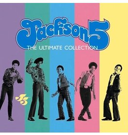 Motown Jackson 5: The Ultimate Collection LP