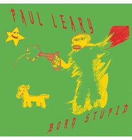 Shimmy Disc Leary, Paul: Born Stupid (red) LP