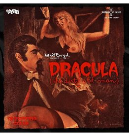 Modern Harmonic Whit Boyd Combo, The: Dracula (The Dirty Old Man) OST LP