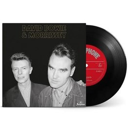 Parlophone Bowie, David & Morrissey: Cosmic Dancer 7""