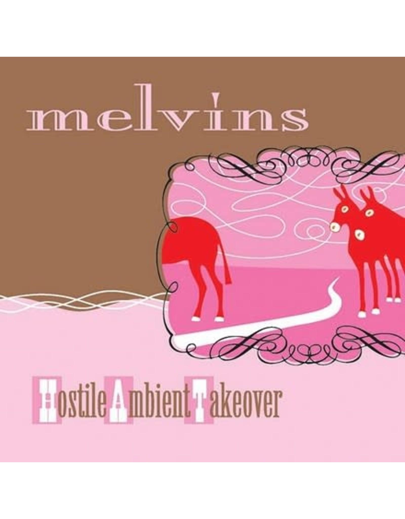 Ipecac Melvins: Hostile Ambient Takeover LP
