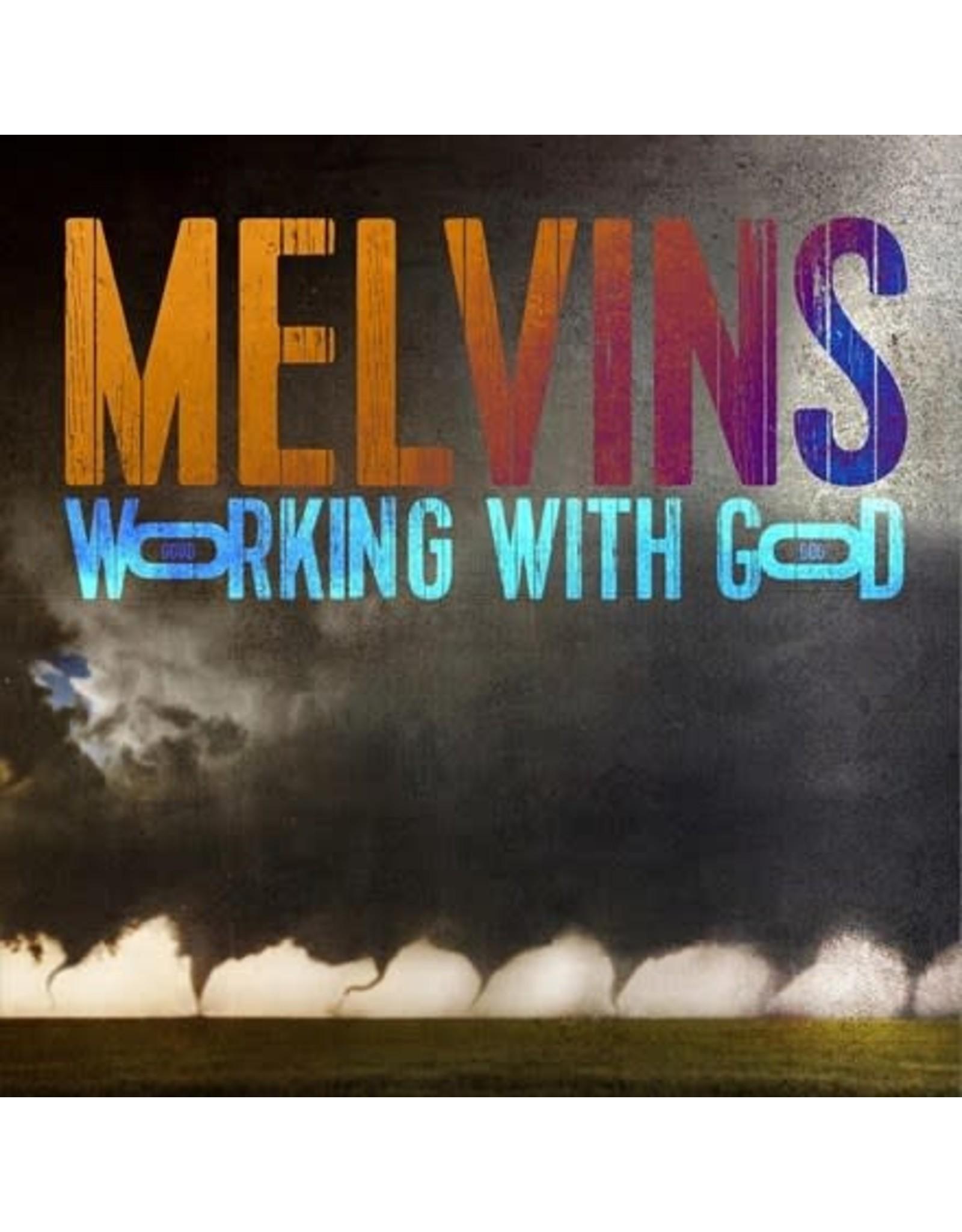 Ipecac Melvins: Working With God LP