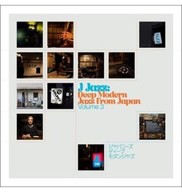 BBE Various: J Jazz Vol. 3 - Deep Modern Jazz From Japan LP