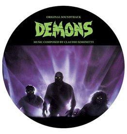 Rustblade Simonetti, Claudio: Demons OST LP