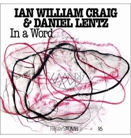 RVNG Intl. Craig, Ian William & Daniel Lentz: In A Word LP