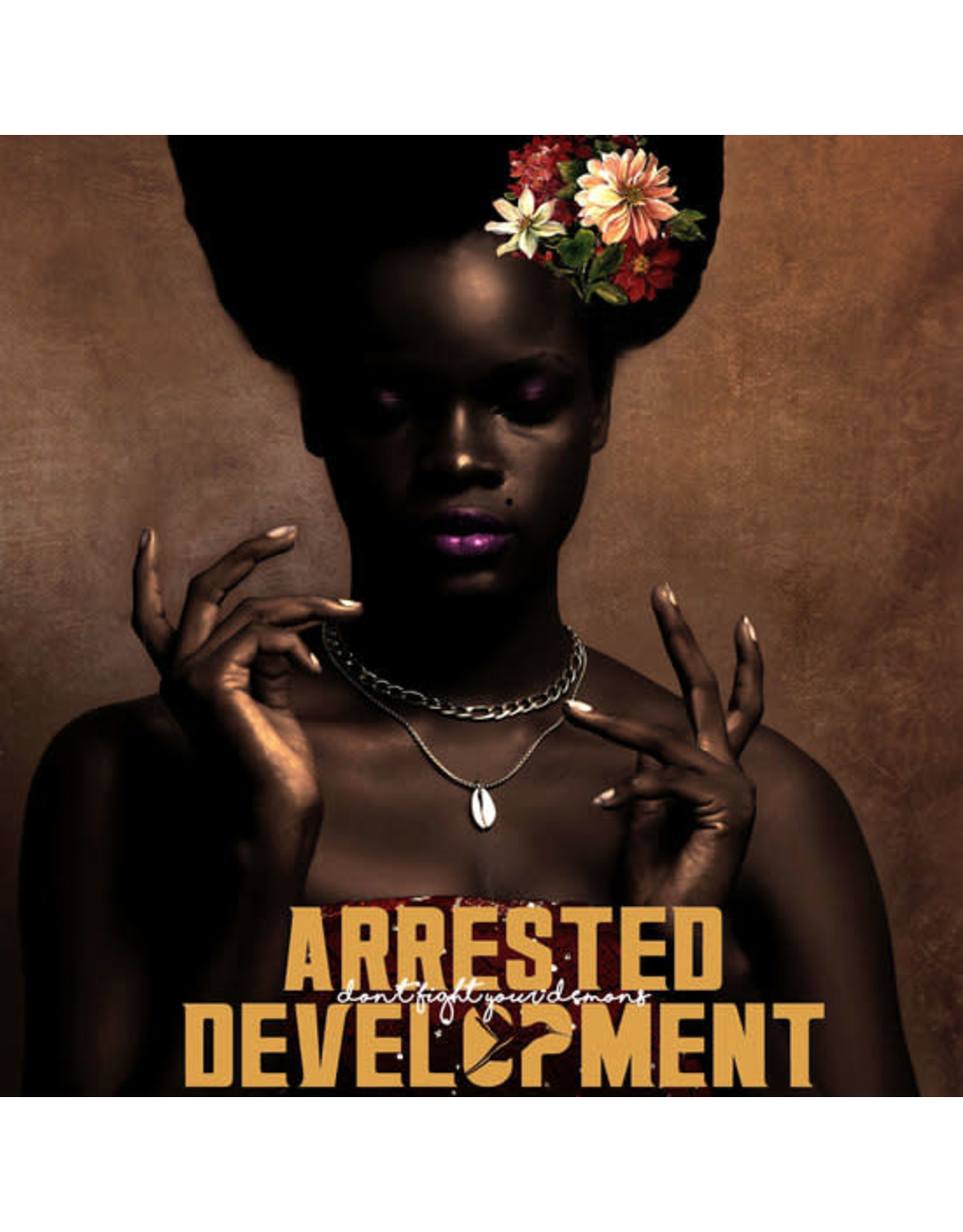Mosta Arrested Development: Don't Fight Your Demons LP