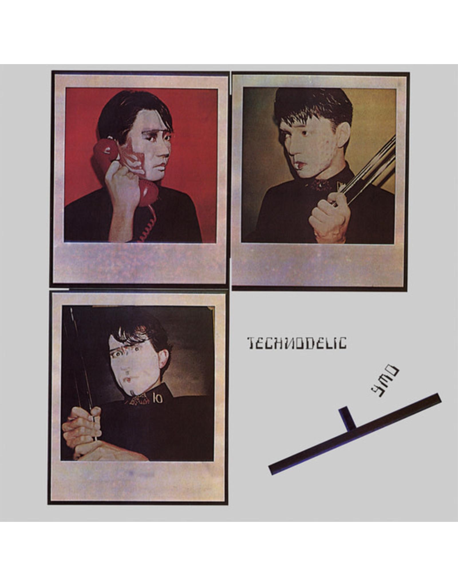 Great Tracks Yellow Magic Orchestra: Technodelic LP