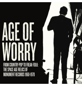 Iron Mountain Various: Age of Worry LP