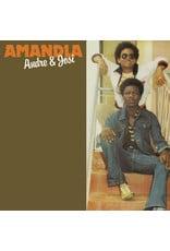 Tidal Wave Music Andre & Josi: Amandla LP