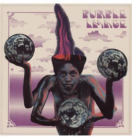 Tidal Wave Music Purple Image: s/t LP