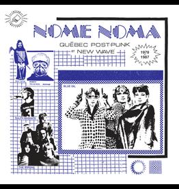 Tresor Various: Nome Noma: Quebec Post Punk et New Wave LP