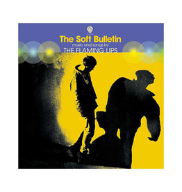 Warner Flaming Lips: The Soft Bulletin LP