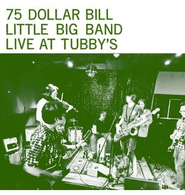 Grapefruit 75 Dollar Bill Little Big Band: Live at Tubby's LP