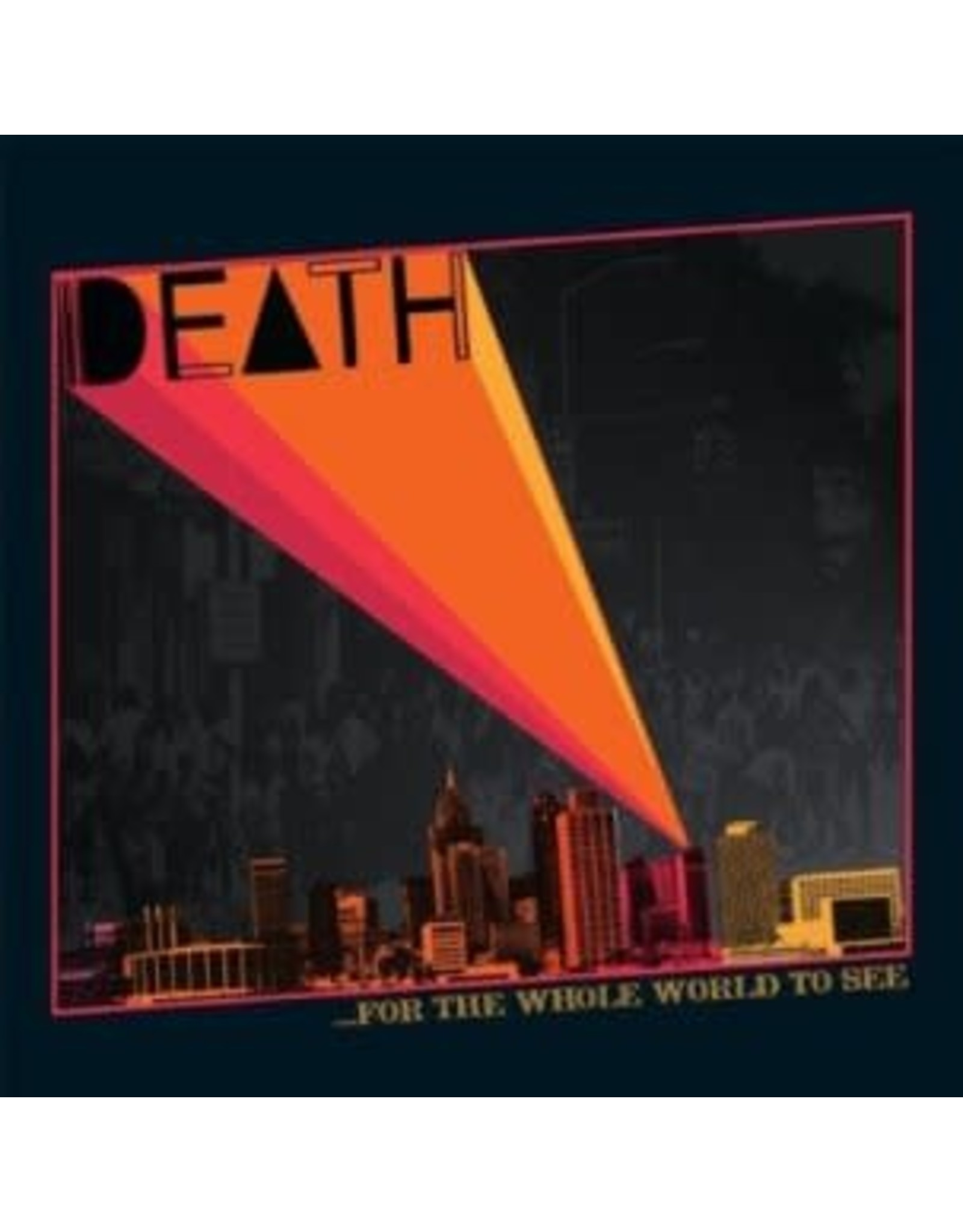 Drag City Death: For The Whole World To LP