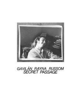 w.25th Russom, Gavilan Rayna: Secret Passage LP