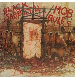 Rhino Black Sabbath: Mob Rules LP
