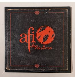 USED: AFI: Sing the Sorrow LP