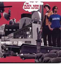 Fat Possum Black Keys: Rubber Factory LP