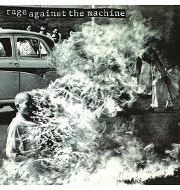 Legacy Rage Against the Machine: s/t LP