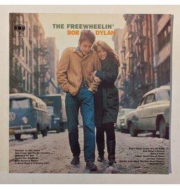 USED: Bob Dylan: Freewheelin' LP