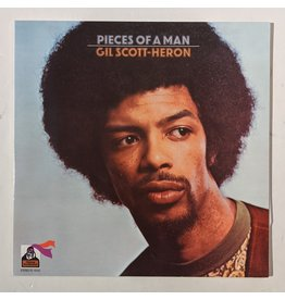 USED: Gil Scott-Heron: Pieces of a Man LP