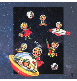 Music for Dreams Various: Elsewhere Junior I - A Collection of Cosmic Children's Songs LP