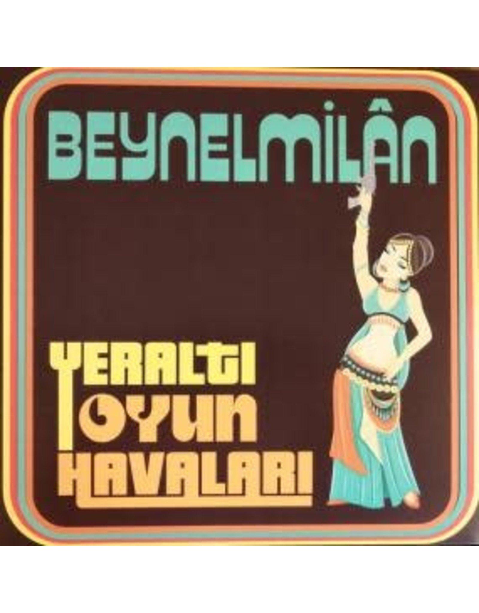 Korsan Beynelmilan: Yeralti Oyun Havalari LP