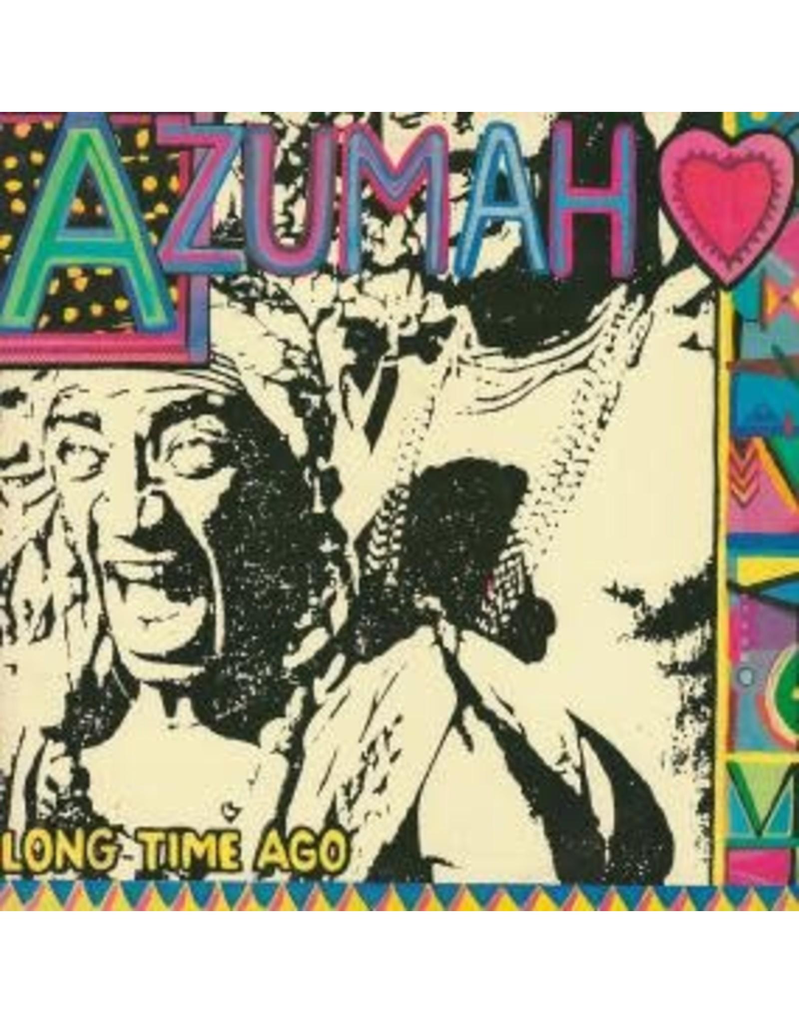 Nyami Nyami Azumah: Long Time Ago LP