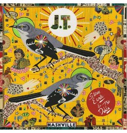 New West Earle, Steve And The Dukes: J.T. (INDIE EXCLUSIVE) LP
