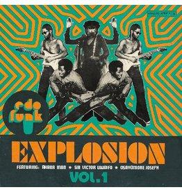 Analog Africa Various: Edo Funk Explosion Vol. 1 LP