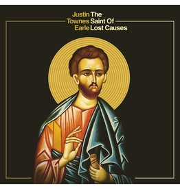 New West Townes Earle, Justin: Saint of Lost Causes LP