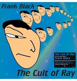 Demon Black, Frank: The Cult Of Ray (blue) LP