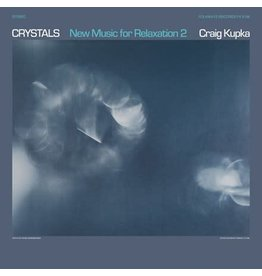 Folkways Kupka, Craig: Crystals: New Music For Relaxation 2 LP