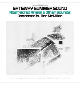 Folkways McMillan, Ann: Gateway Summer Sound: Abstracted Animal & Other Sounds LP