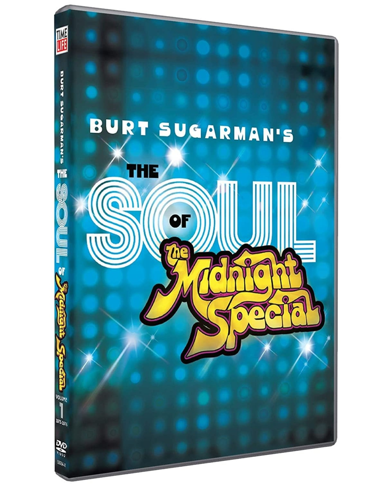Timelife Various: The Soul of Midnight Special DVD