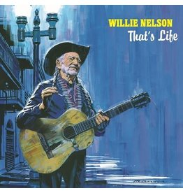 Legacy Nelson, Willie: That's Life LP