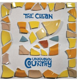 Merge Clean: Unknown Country (re-issue 1996) LP