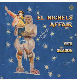 Big Crown El Michels Affair: Yeti Season (clear blue) LP