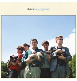 Dead Oceans Shame: Songs Of Praise LP