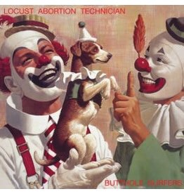 Latino Bugger Veil Butthole Surfers: Locust Abortion Technician LP