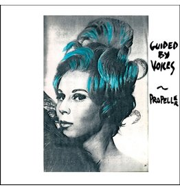 Scat Guided By Voices: Propeller (color) LP