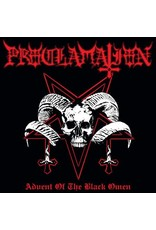 Nuclear War Now Proclamation: Advent Of The Black Omen LP