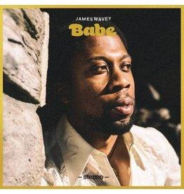 Ecnon Jam Wavey, James: Babe LP