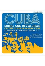 Soul Jazz Various: Cuba: Music & Revolution 1975-85 LP