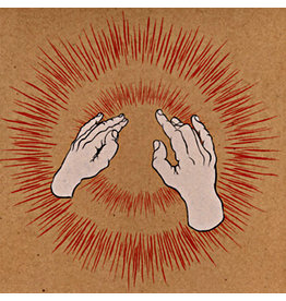 Constellation Godspeed You! Black Emperor: Lift Your Skinny Fists Like Antennas To Heaven LP