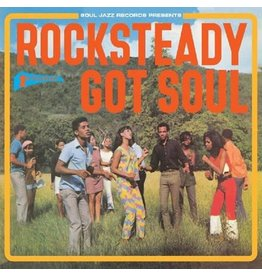 Soul Jazz Various: Rocksteady Got Soul LP