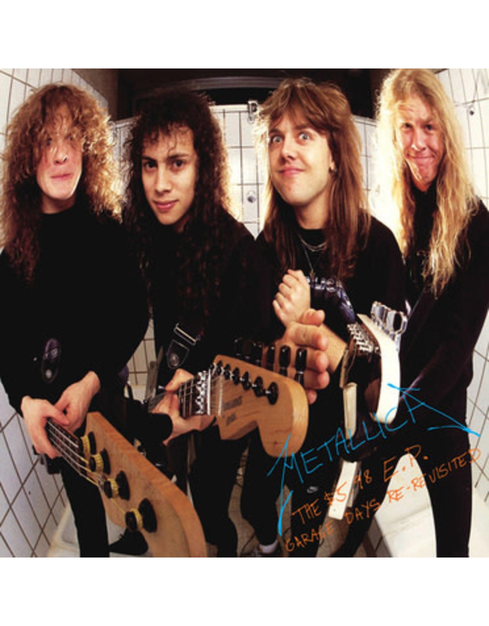 Blackened Metallica: The $5.98 Ep - Garage Days LP