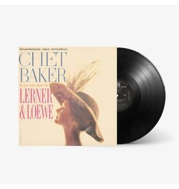 Craft Baker, Chet: Plays the Best Of Lerner And Loew LP
