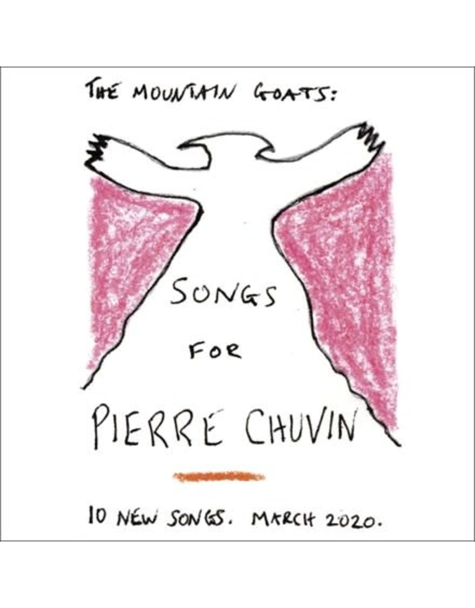 Mountain Goats: Songs For Pierre Chuvin (Peak Vinyl indie shop version) LP